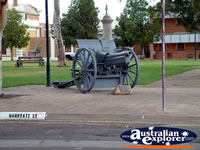 Port Augusta Gun . . . CLICK TO ENLARGE
