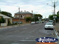 View Down Port Augusta Street . . . CLICK TO ENLARGE