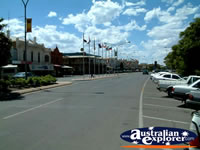 View Down Port Pirie Street . . . CLICK TO ENLARGE