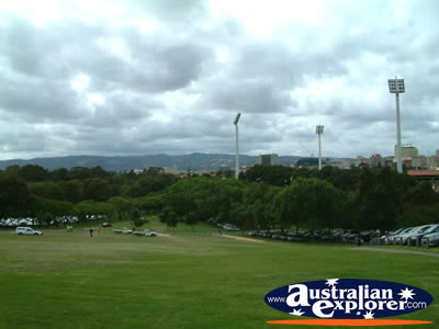 Adelaide Cricket Ground . . . VIEW ALL ADELAIDE PHOTOGRAPHS