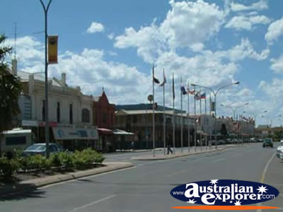 Port Pirie Street . . . VIEW ALL PORT PIRIE PHOTOGRAPHS