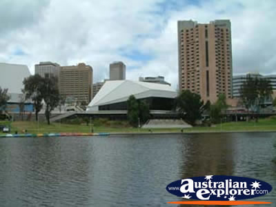 View of Adelaide Convention Centre . . . VIEW ALL ADELAIDE PHOTOGRAPHS