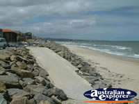 View of Glenelg Beach . . . CLICK TO ENLARGE