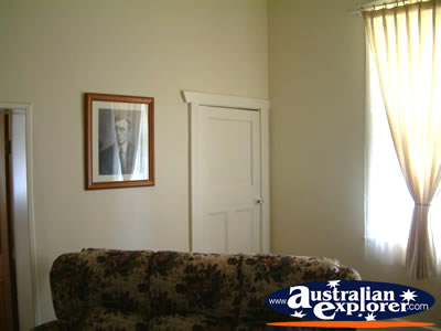 Orroroo Nanas Home B & B Lounge . . . VIEW ALL ORROROO PHOTOGRAPHS