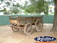 Orroroo Nanas Home B & B Wagon . . . CLICK TO ENLARGE