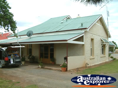 Orroroo Nanas Home Bed and Breakfast . . . VIEW ALL ORROROO PHOTOGRAPHS