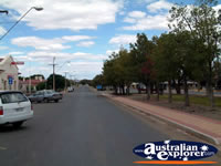 View Down Orroroo Street . . . CLICK TO ENLARGE