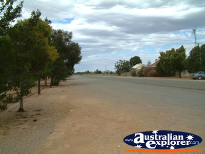 Orroroo Street Landscape . . . VIEW ALL ORROROO PHOTOGRAPHS