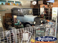 Loxton Historical Village Vintage Car . . . CLICK TO ENLARGE