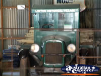 Loxton Historical Village Cars . . . CLICK TO ENLARGE