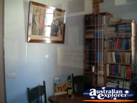 Loxton Historical Village Library Display . . . CLICK TO ENLARGE