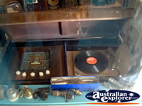 Loxton Historical Village Record Player . . . CLICK TO ENLARGE