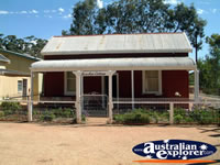 Loxton Historical Village Small House . . . CLICK TO ENLARGE