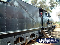 Loxton Historical Village Train . . . CLICK TO ENLARGE