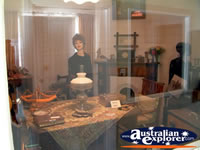 Loxton Historical Village House Dining Area . . . CLICK TO ENLARGE