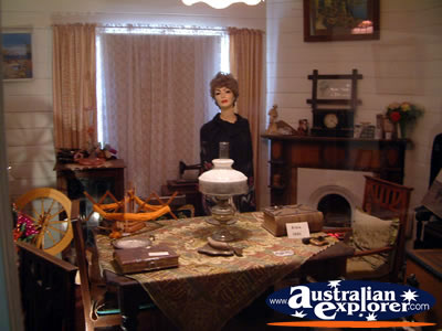 Loxton Historical Village Display . . . CLICK TO VIEW ALL LOXTON POSTCARDS