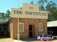 Loxton Historical Village The Institute . . . CLICK TO ENLARGE