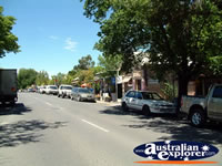 Hahndorf Street View . . . CLICK TO ENLARGE