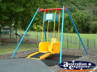 Mount Gambier Street Wheelchair Swing . . . CLICK TO ENLARGE