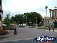 Mount Gambier Street Corner . . . CLICK TO ENLARGE