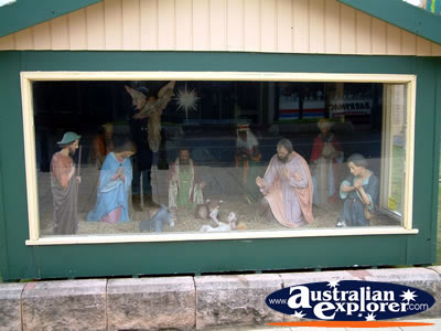 Mount Gambier Christmas Display . . . VIEW ALL MOUNT GAMBIER PHOTOGRAPHS