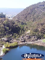 Launceston - Cataract Gorge . . . CLICK TO ENLARGE