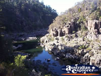 Cataract Gorge in Launceston . . . CLICK TO ENLARGE