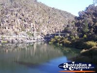 Launceston - Cataract Gorge View . . . CLICK TO ENLARGE