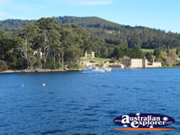 View of Mason Cove and Port Arthur . . . CLICK TO ENLARGE