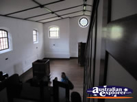 Inside Separate Prison Chapel . . . CLICK TO ENLARGE