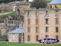 The Penitentiary in Port Arthur Historic Site . . . CLICK TO ENLARGE