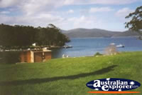 View of Port Arthur in Tasmania . . . CLICK TO ENLARGE