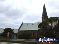 Bacchus Marsh, Church . . . CLICK TO ENLARGE