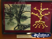 Ballarat Gold Museum Gold Nugget Tree . . . CLICK TO ENLARGE