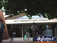 Edenhope West Wimmera Council . . . CLICK TO ENLARGE