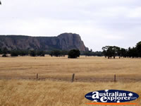 Grampians Outside Horsham . . . CLICK TO ENLARGE