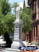 Warracknabeal Memorial . . . CLICK TO ENLARGE