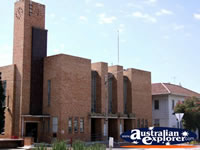 Warracknabeal Town Hall . . . CLICK TO ENLARGE
