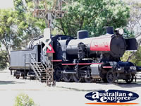 Dimboola Train . . . CLICK TO ENLARGE