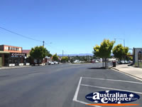 View Down Stawell Street . . . CLICK TO ENLARGE