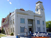Yarrawonga Shire Hall . . . CLICK TO ENLARGE