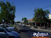 View Down Yarrawonga Street . . . CLICK TO ENLARGE