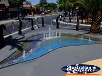 Wodonga Fountain . . . CLICK TO ENLARGE