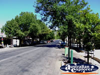 View Down Yackandandah Street . . . CLICK TO ENLARGE