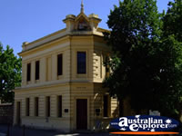 Beechworth Old Bank . . . CLICK TO ENLARGE