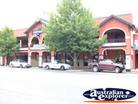 Benalla Commercial Hotel . . . CLICK TO ENLARGE