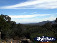 View of Grampians National Park in Victoria . . . CLICK TO ENLARGE