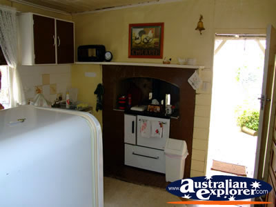 Ararat Cathcart Miners Cottage Kitchen . . . VIEW ALL ARARAT PHOTOGRAPHS