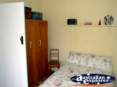 Cathcart Miners Cottage Bedroom . . . VIEW ALL ARARAT PHOTOGRAPHS