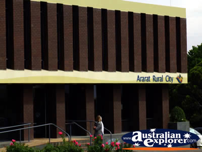 Ararat Council . . . VIEW ALL ARARAT PHOTOGRAPHS